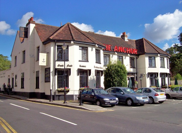 Anchor Hotel, Shepperton