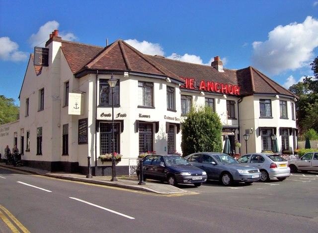 Anchor Hotel, Shepperton