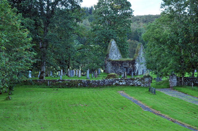 Kilmorie Chapel, Strathlachlan