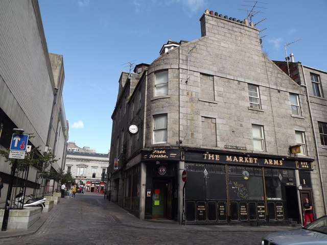 The Market Arms