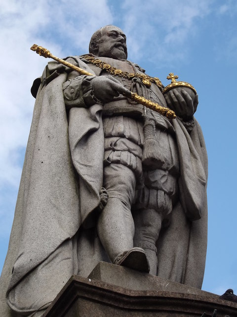 King Edward VII Statue