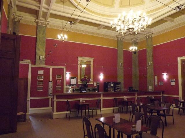 Music Hall - Doric Room