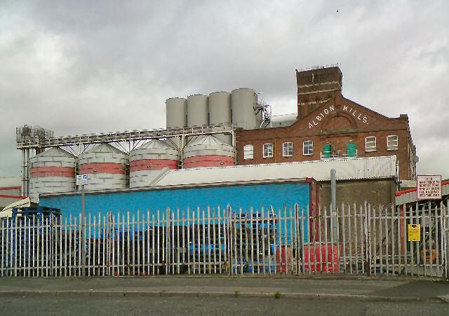 Albion Mills