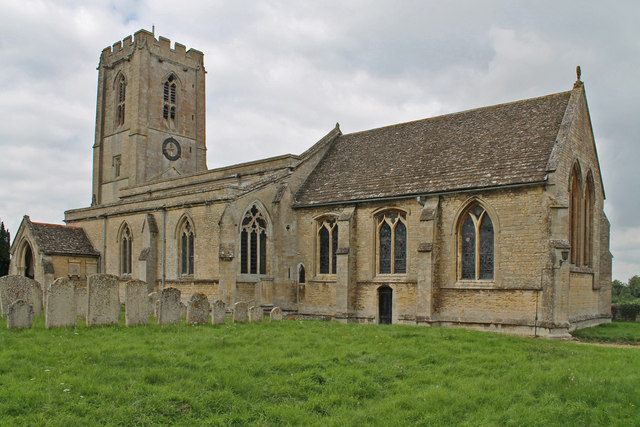 St Andrew's church, Ufford