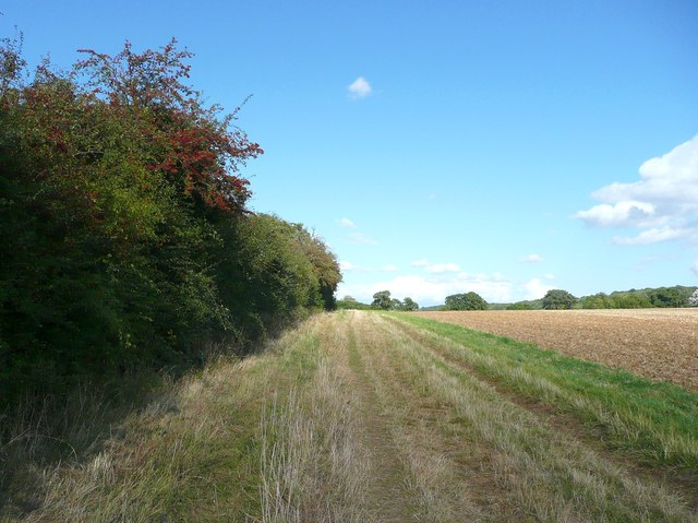 Field path, Graveley