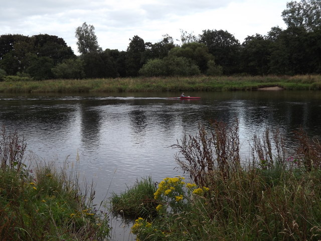 River Dee at Ruthrieston