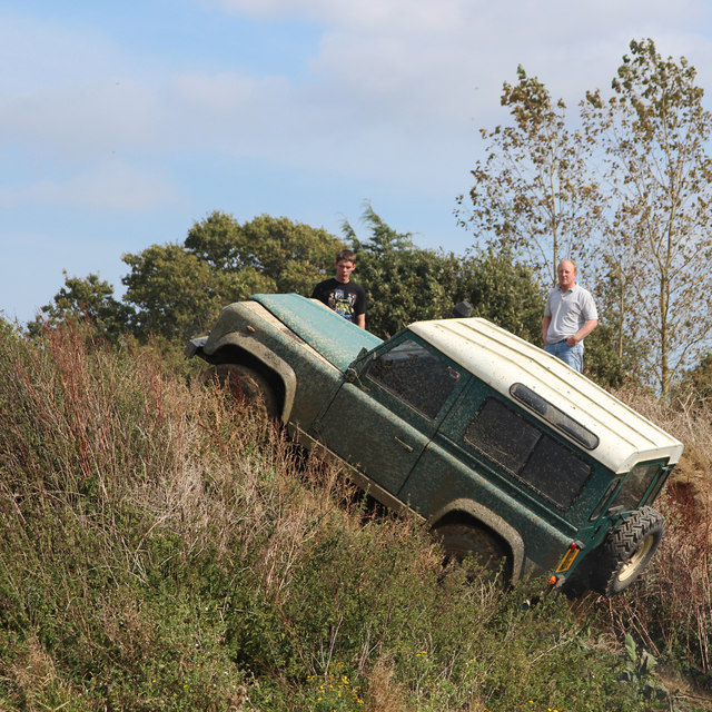 Off roading, Laughton Show