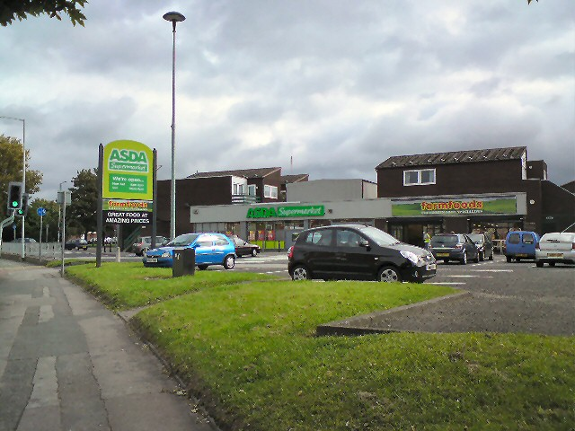 Asda and Farmfoods