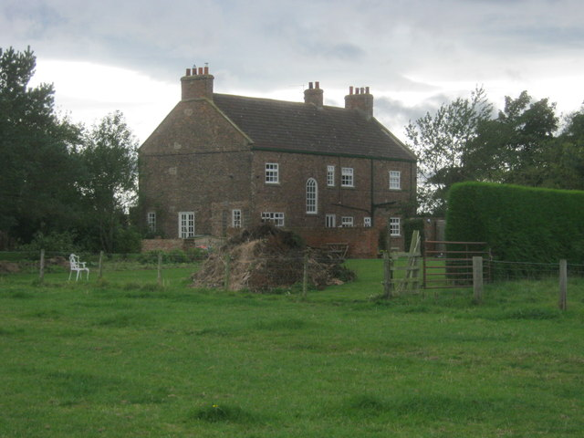 Farmhouse at Fardeanside Farm