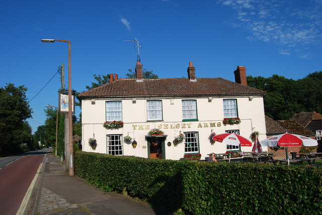 The Selsey Arms, Coolham