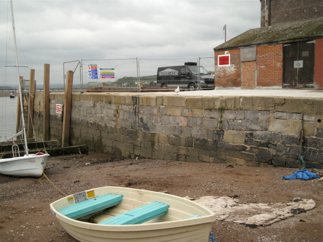 Improvements under way at the New Quay