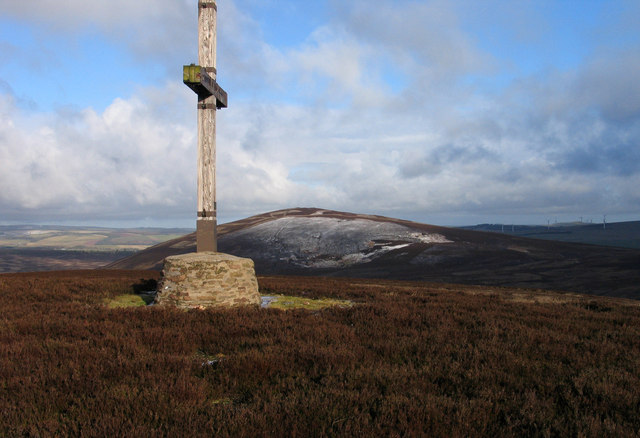 Millennium Cross on Dirrington Little Law
