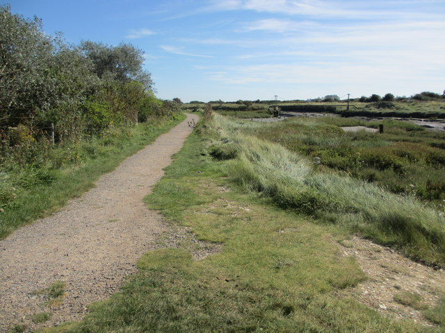 Permissive Bridleway to Sidlesham Quay