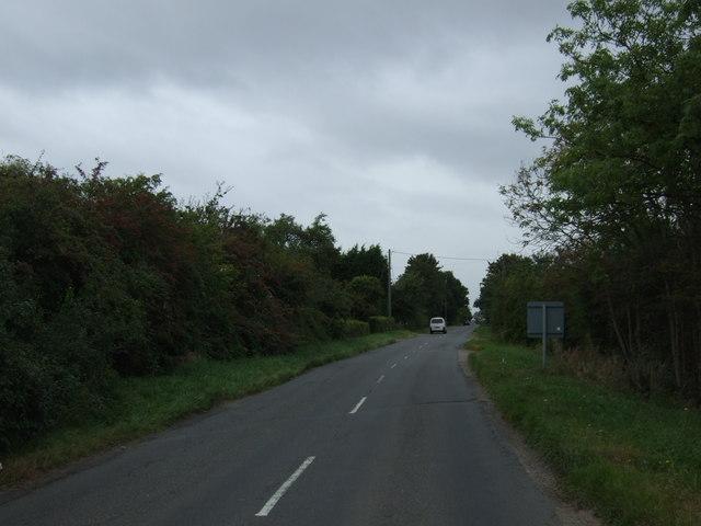 Newborough Road