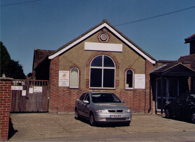 Former Evangelical Church, Aldershot