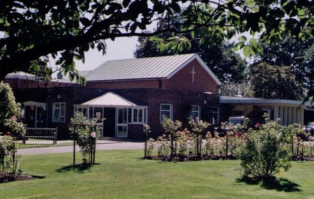 Aldershot Crematorium Chapel