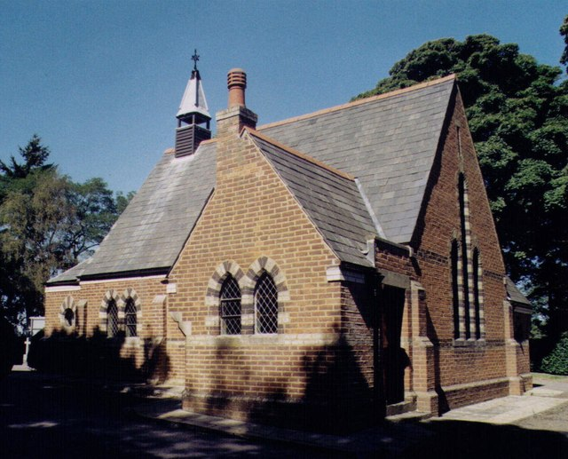 Aldershot Military Cemetery Chapel