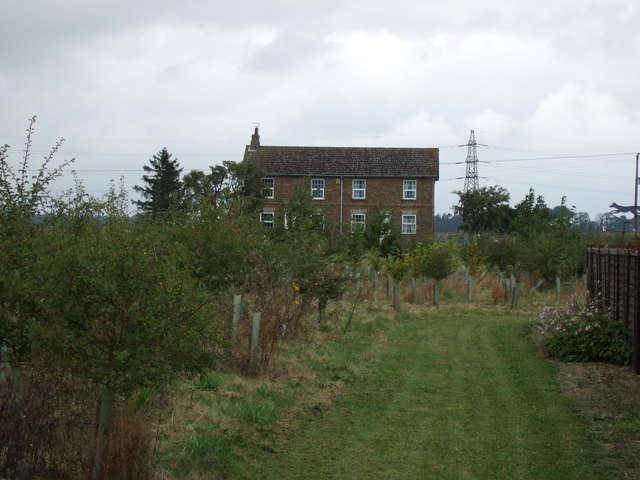 House near Middle East Farm