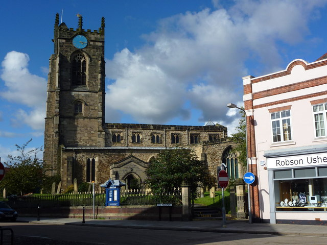All Saints' Church, Pocklington