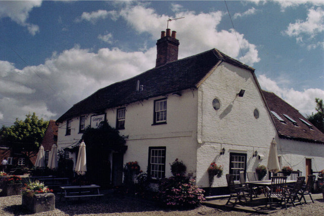 George and Dragon Inn, Towns End, Wolverton