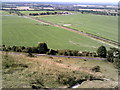 SP9516 : Steep path near the top of Ivinghoe Beacon by Peter