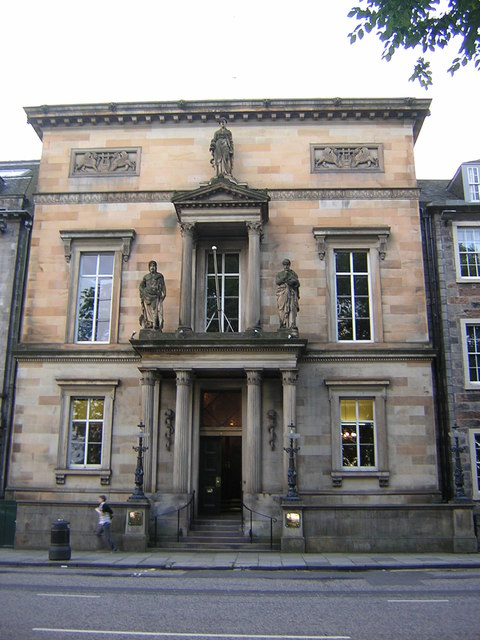 Royal College of Physicians of Edinburgh, Queen Street, Edinburgh New Town