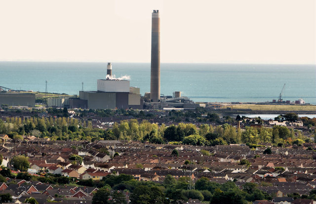 Kilroot Power Station  Carrickfergus  5   U00a9 Albert Bridge