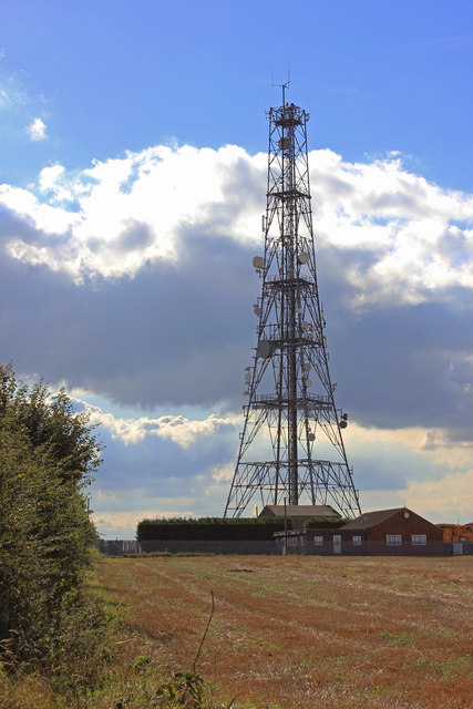 Elsham Hill Telecomm Tower