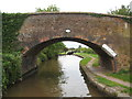 SP2999 : Coventry Canal: Bridge Number 46: Whittington Bridge by Nigel Cox