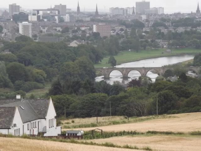 Tollohill - Aberdeen Viewpoint