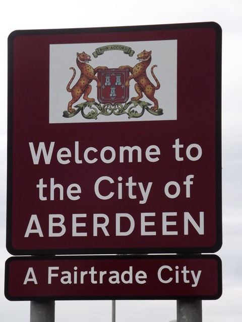 Welcome to the City of ABERDEEN