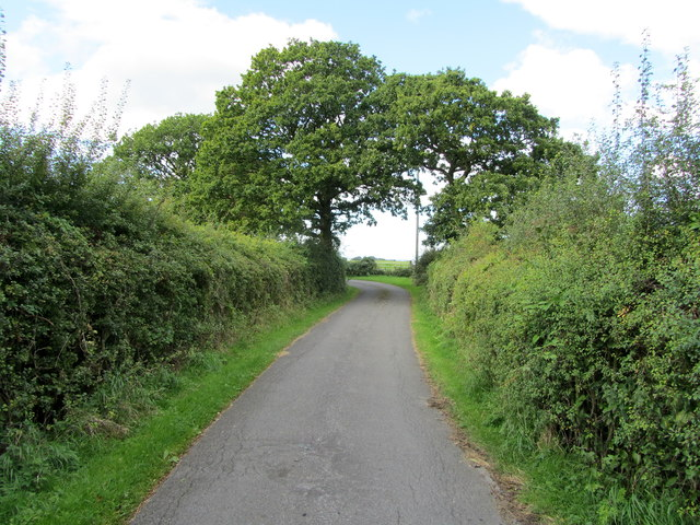 Private Road to Whinside