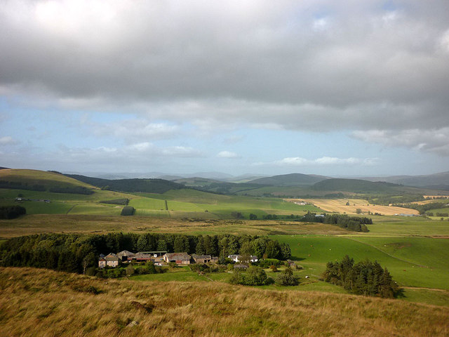 Balwhyme from Hill of Alyth