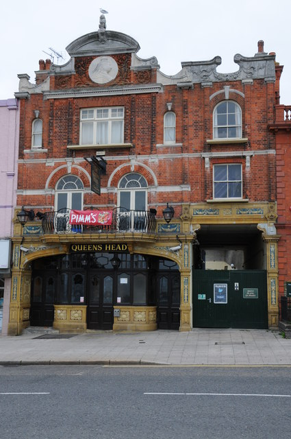 The Queen's Head, Ramsgate