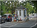 TQ3372 : Dulwich Tollgate from the south by Robin Drayton