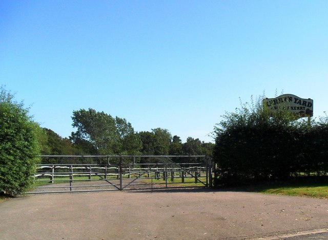 Kerry's Yard, Sandhurst, Kent