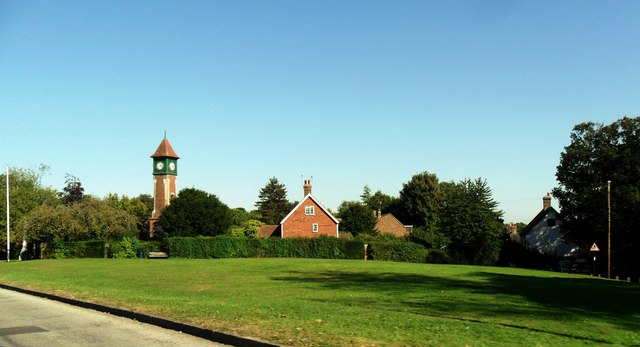 Village Green, Sandhurst, Kent