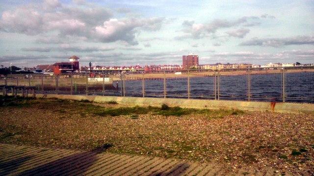 View from Riverside West Littlehampton