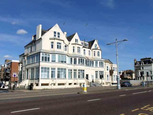 Girton House, Kingsway, Hove