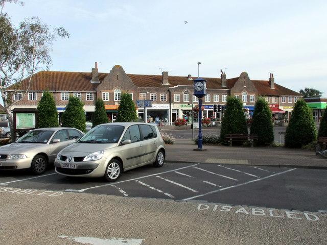 Town Clock, Rustington