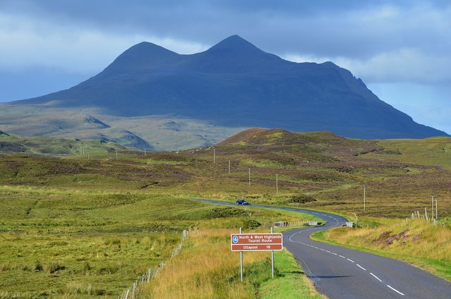 A835 and Cul Mor