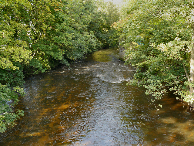 River Goyt at Strines
