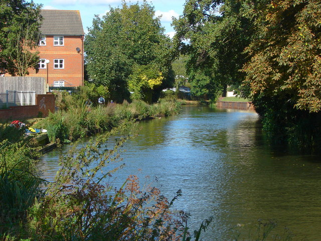 Guildford, River Wey