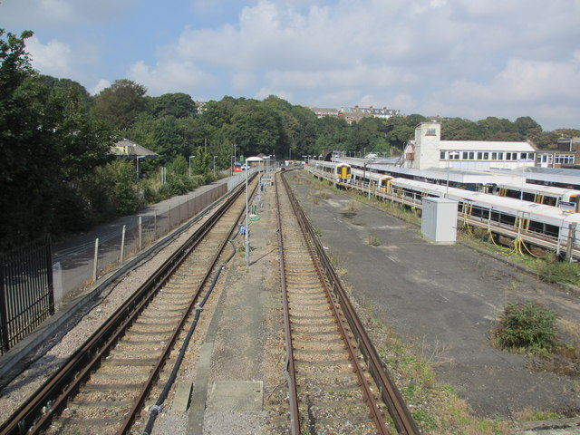 Empty sidings