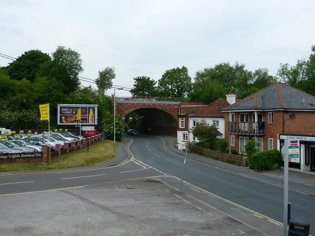 Andover - Charlton Road