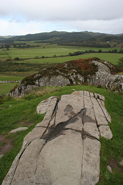 Stone Footprint