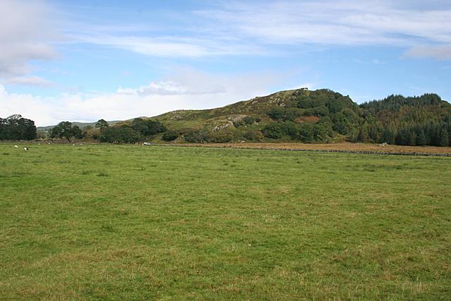 Near Dunadd