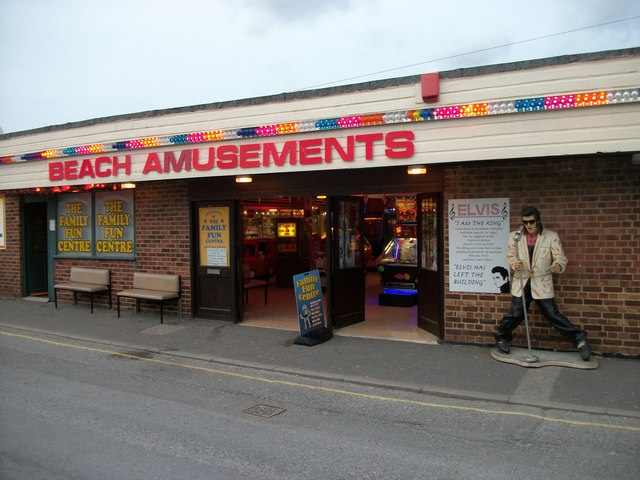 Beach Amusements, Beach Road, Pagham