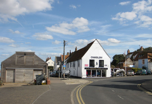 Chandlery, Wells-next-the-Sea