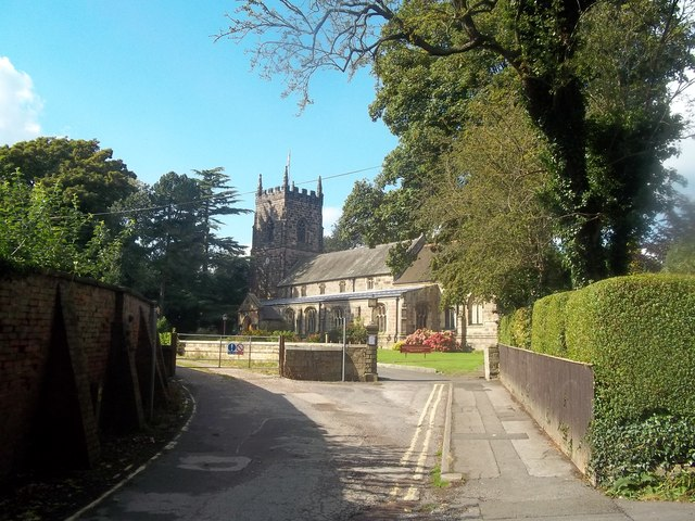 Church of Saint Martin in Alfreton